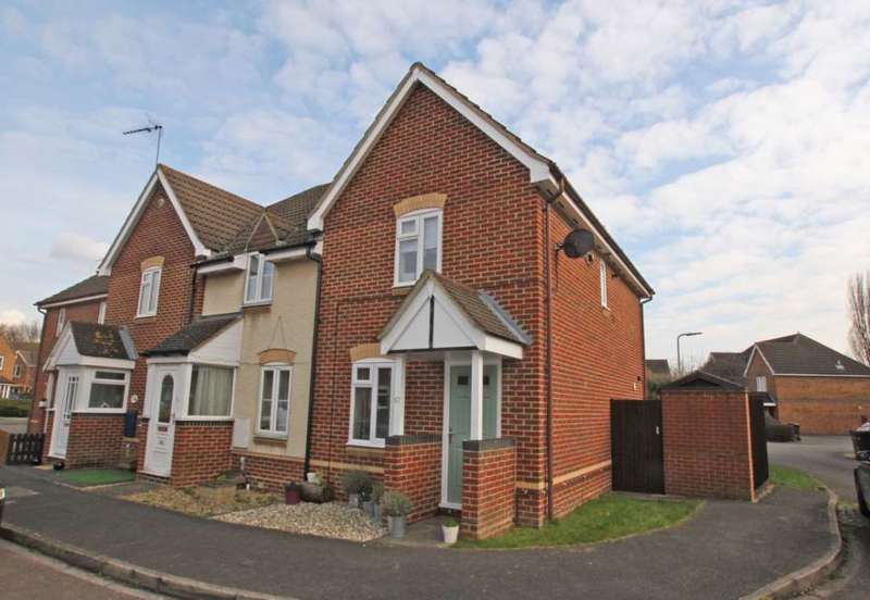 2 Bedrooms End Of Terrace House for rent in Orwell Drive, Didcot