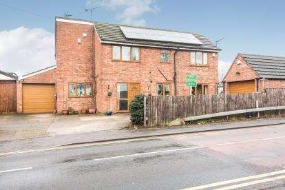 4 Bedrooms Detached House for sale in Chester Road North, Kidderminster