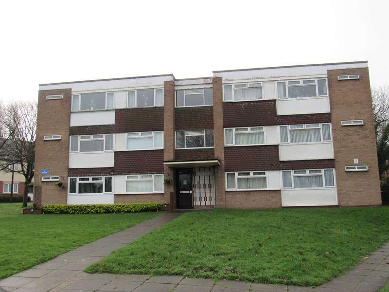 2 Bedrooms Flat for sale in Masons Way, Solihull