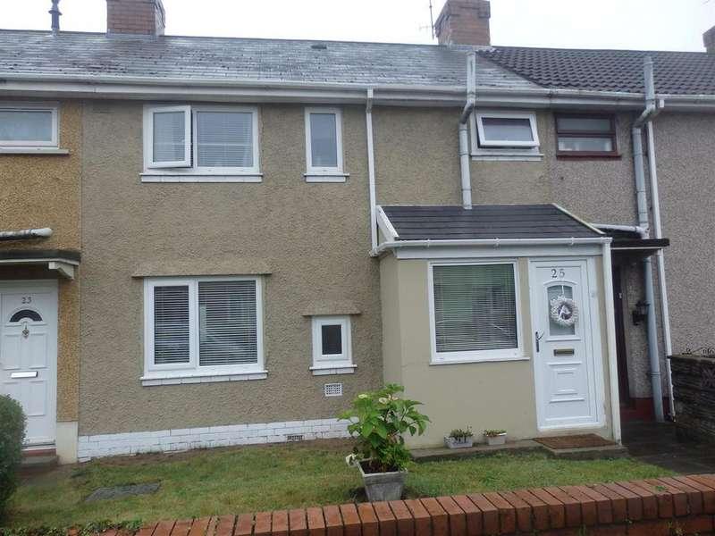 3 Bedrooms Terraced House for sale in Graig Avenue, Penyfan, Llanelli