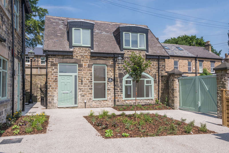 1 Bedroom Cottage House for rent in The Coach House, Botanical Road, Sheffield, S11