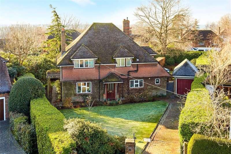 4 Bedrooms Detached House for sale in Brookhurst Gardens, Southborough/Bidborough, Tunbridge Wells, Kent, TN4
