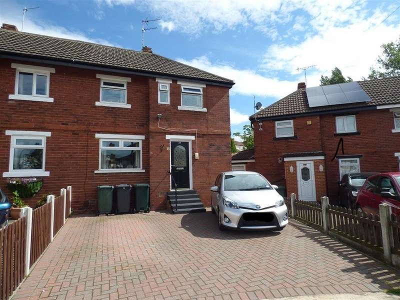 3 Bedrooms Semi Detached House for sale in Ashbourne Haven, Bradford