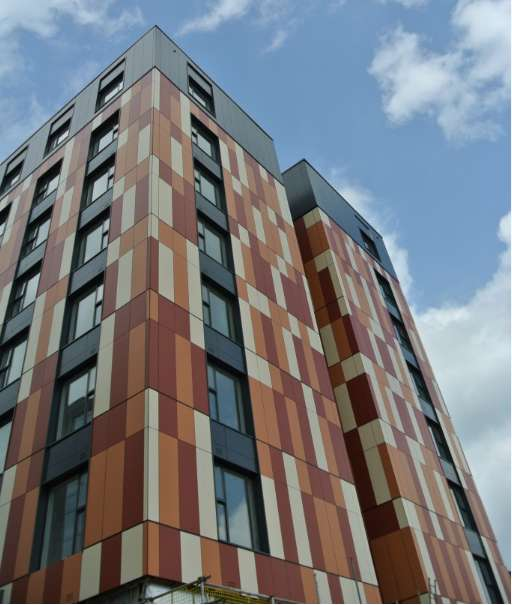 Studio Flat for rent in Cardinal Court, Oldham OL1