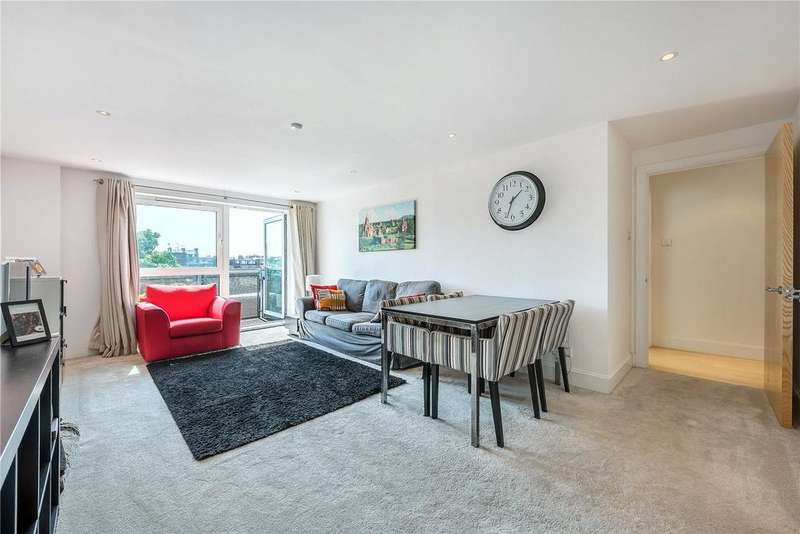 3 Bedrooms Flat for sale in Vauxhall Bridge Road, Pimlico, London