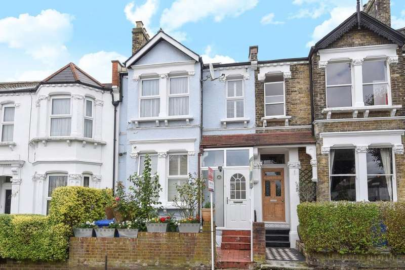 5 Bedrooms Terraced House for sale in Athenlay Road, Nunhead