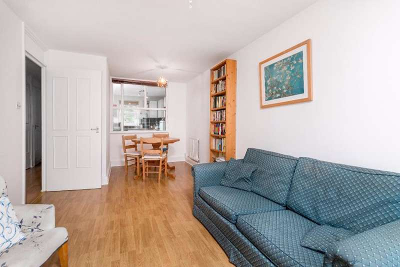 1 Bedroom Apartment Flat for sale in Canonbury Borders, London N1