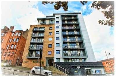 Flat for rent in Rose Street, Garnethill, G3