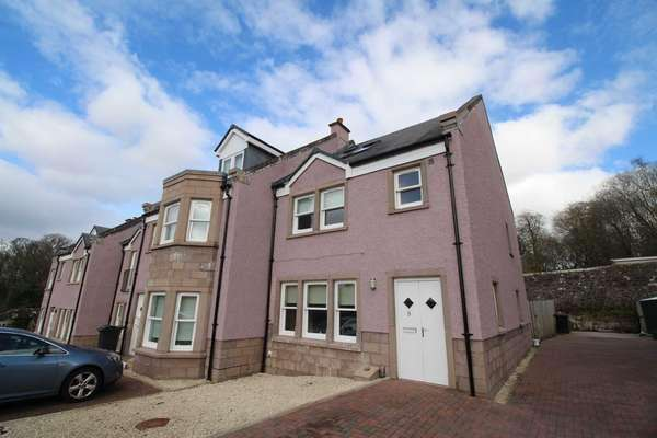4 Bedrooms End Of Terrace House for sale in 5 Langhouse Mews, Langhouse Road, Inverkip, PA16 0GG