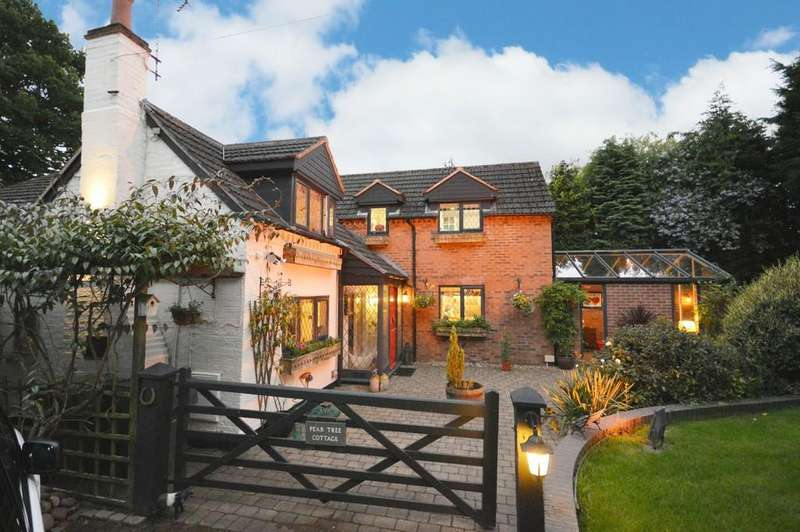 4 Bedrooms Cottage House for sale in Penn Lane, Portway