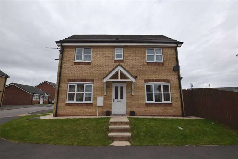 3 Bedrooms Semi Detached House for sale in St James Gardens, Barrow In Furness, Cumbria