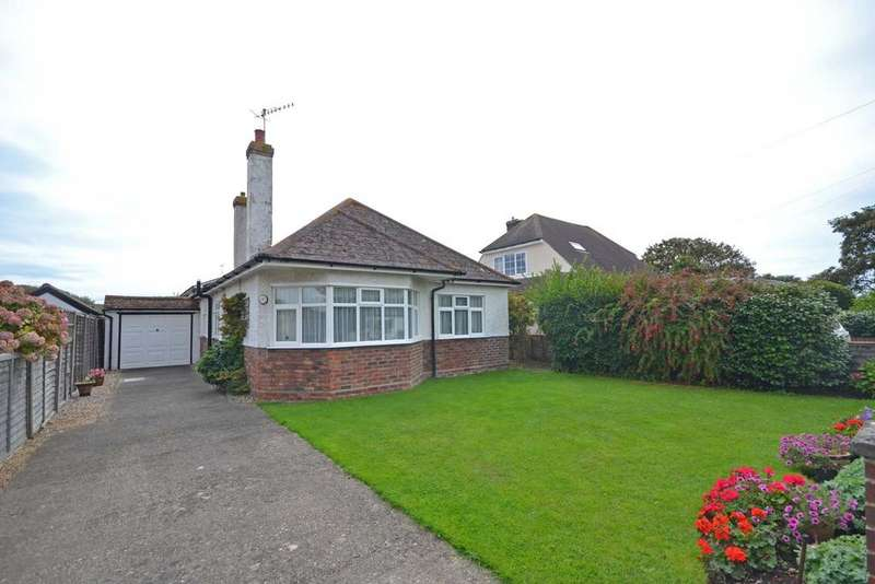 2 Bedrooms Detached Bungalow for sale in Arnell Avenue, Selsey, PO20