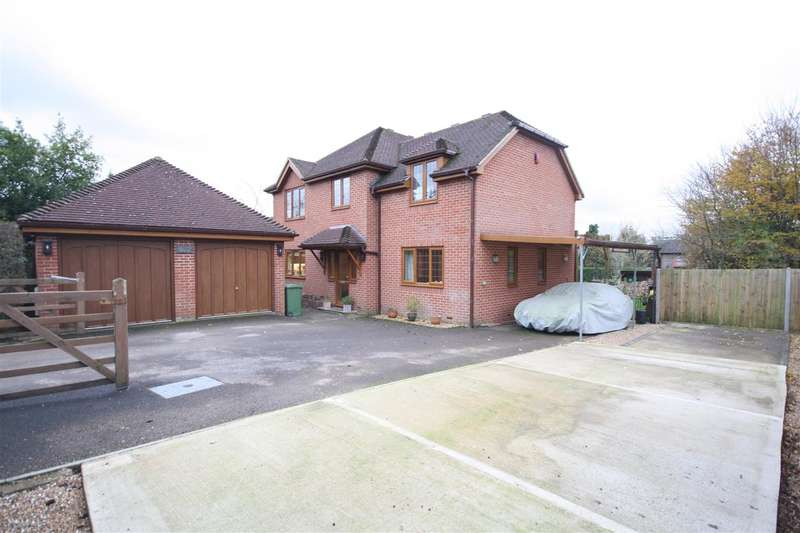 4 Bedrooms House for sale in Swanmore