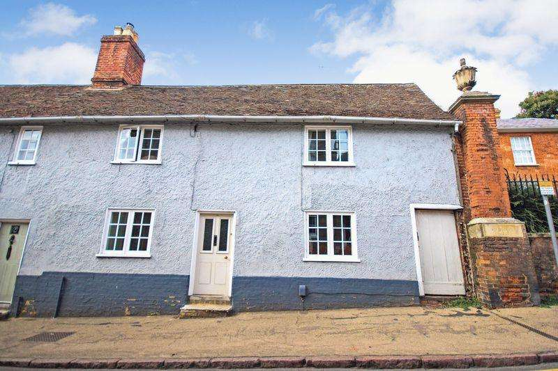 2 Bedrooms Terraced House for sale in Church Street, Ampthill