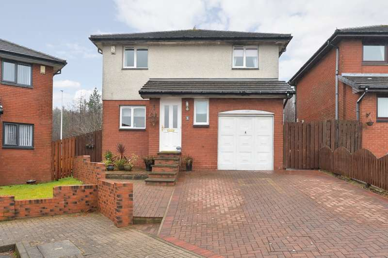 3 Bedrooms Detached Villa House for sale in Glen Court, Deans, Livingston, West Lothian, EH54 8TF