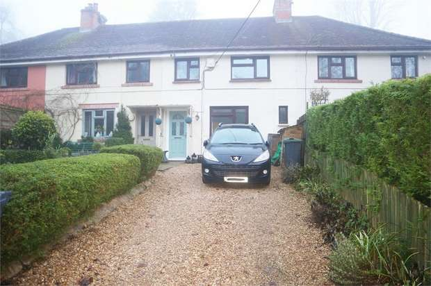 4 Bedrooms Terraced House for sale in Milton, East Knoyle, Salisbury, Wiltshire