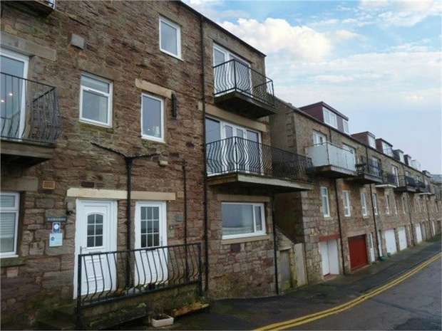 1 Bedroom Terraced House for sale in Harbour Road, Seahouses, Northumberland