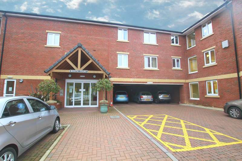 1 Bedroom Flat for rent in Booth Court, Handford Road, Ipswich