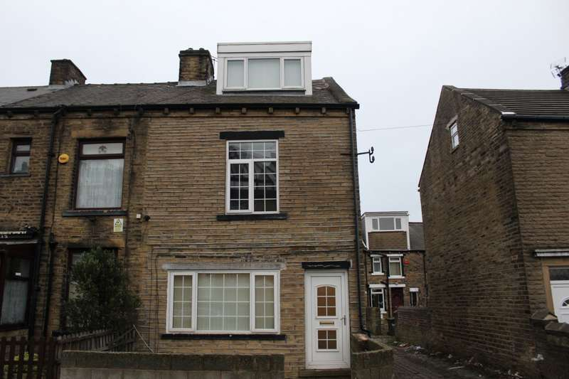 4 Bedrooms End Of Terrace House for rent in Woodhall Road, Bradford, BD3