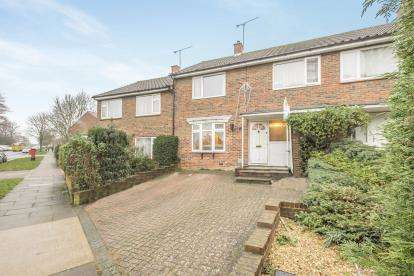 3 Bedrooms Terraced House for sale in Silam Road, Stevenage, Hertfordshire, England
