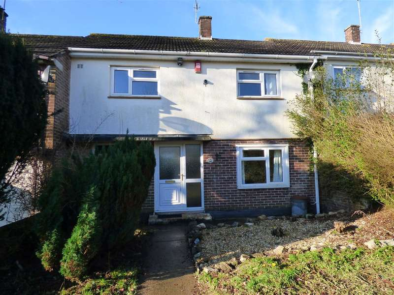 2 Bedrooms Terraced House for rent in Sheridan Road, Plymouth