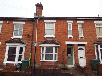 2 Bedrooms Terraced House for sale in Polygon, Southampton, Hampshire