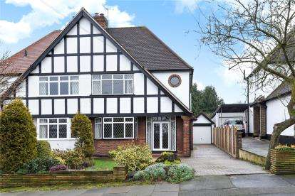 5 Bedrooms Semi Detached House for sale in South Walk, West Wickham