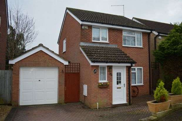 3 Bedrooms Detached House for sale in Deansway, Rectory Farm, Northampton NN3 5JY
