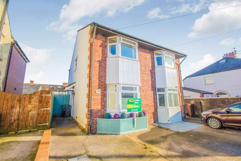 2 Bedrooms Semi Detached House for sale in Caerphilly Road, Cardiff