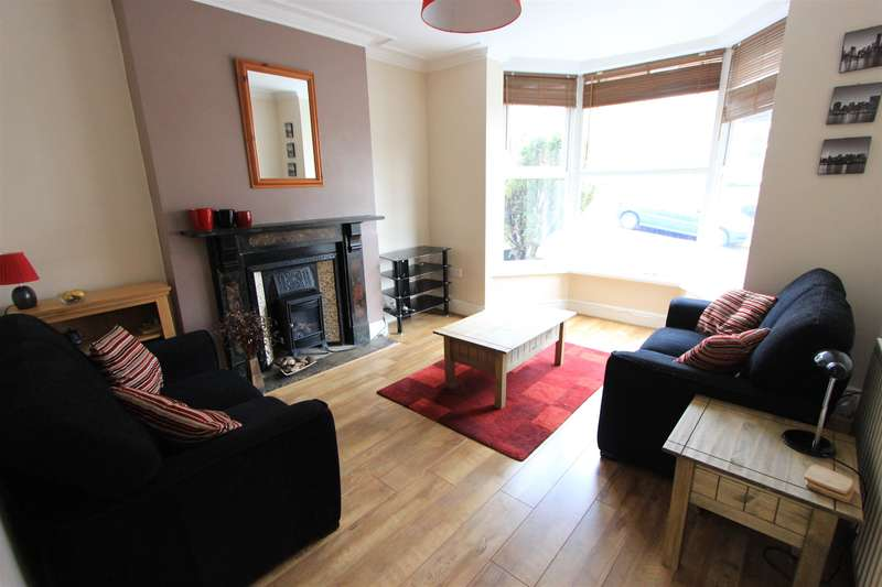 3 Bedrooms End Of Terrace House for rent in Hunter Hill Road, Sheffield, S11 8UD