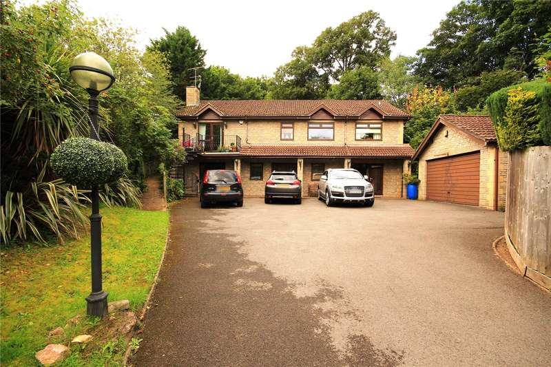6 Bedrooms Detached House for sale in Frenchay Road Frenchay Bristol BS16