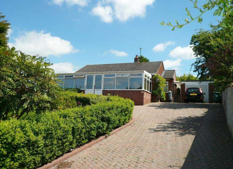 2 Bedrooms Detached Bungalow for sale in Bread Street, WARMINSTER, BA12
