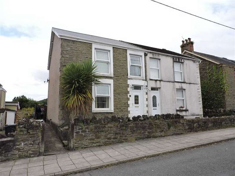 3 Bedrooms Semi Detached House for sale in Thomas Street, Pontardawe