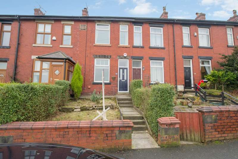 3 Bedrooms Terraced House for sale in Turton Road, Tottington, Bury, BL8