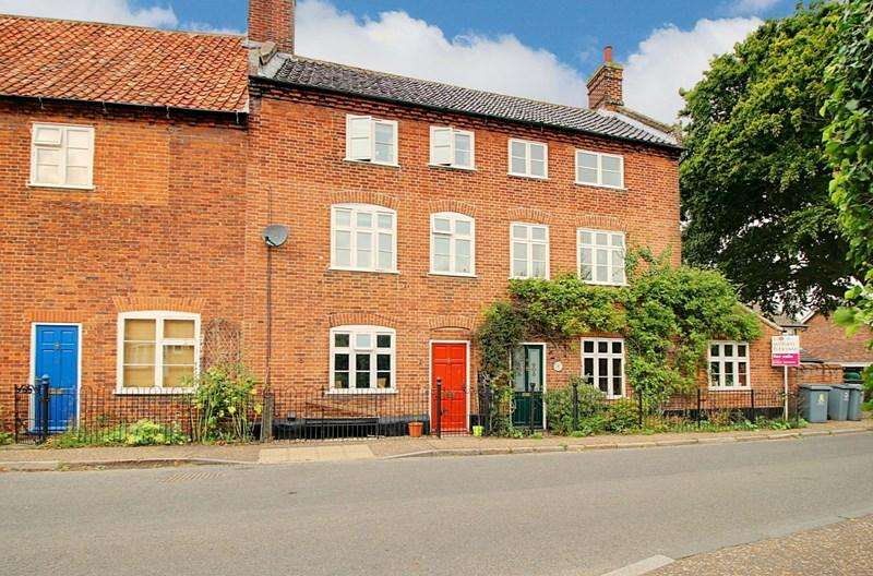3 Bedrooms Terraced House for sale in Chapel Street, Cawston, Norwich