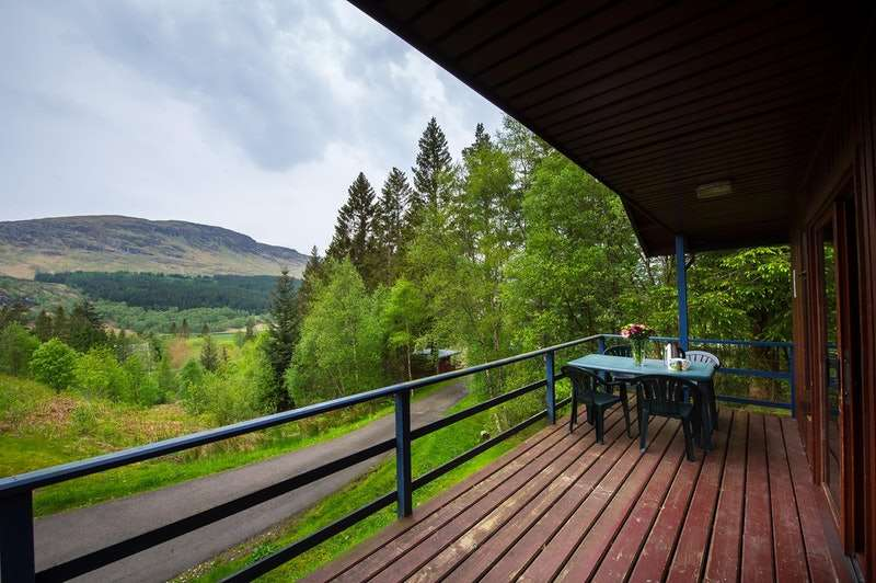 2 Bedrooms Detached House for sale in Portnellan, Crianlarich, Perthshire, FK20