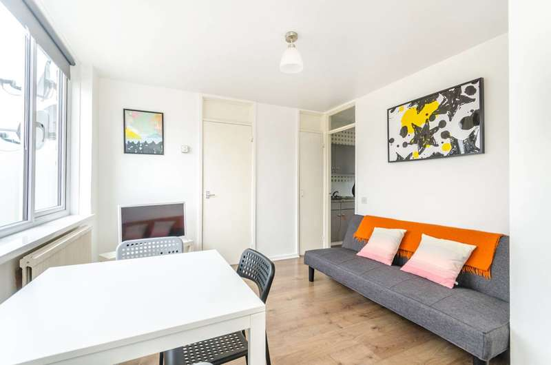1 Bedroom Flat for sale in Lucey Way, Bermondsey, SE16