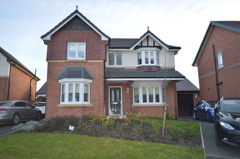4 Bedrooms Detached House for sale in The Laurels, Weeton