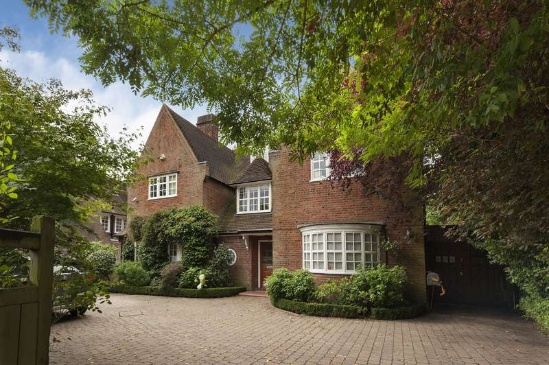 6 Bedrooms Detached House for sale in Hampstead Way, Hampstead Garden Suburb