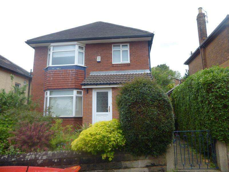 3 Bedrooms Detached House for rent in Holdings Road, Sheffield S2