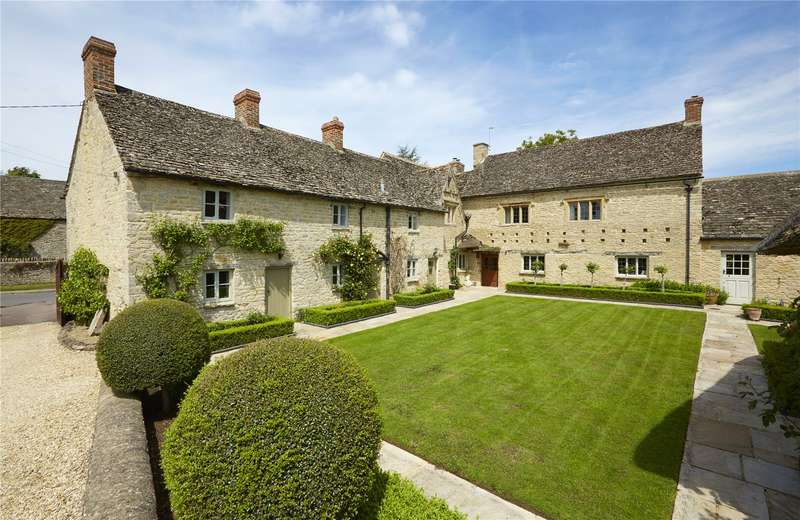 7 Bedrooms Detached House for sale in Poffley End, Hailey, Witney, OX29