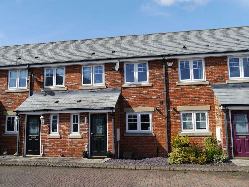 3 Bedrooms Terraced House for sale in The Lairage, Ponteland