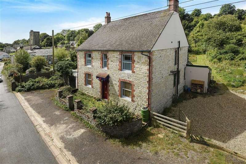 4 Bedrooms Detached House for sale in Membury, Axminster, Devon, EX13