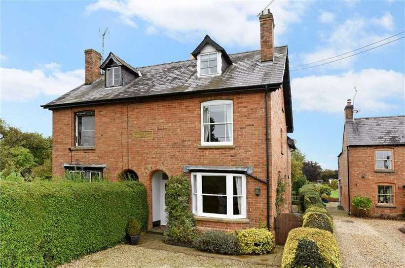 3 Bedrooms Semi Detached House for sale in Dubuque Villas, Bledington, Oxfordshire