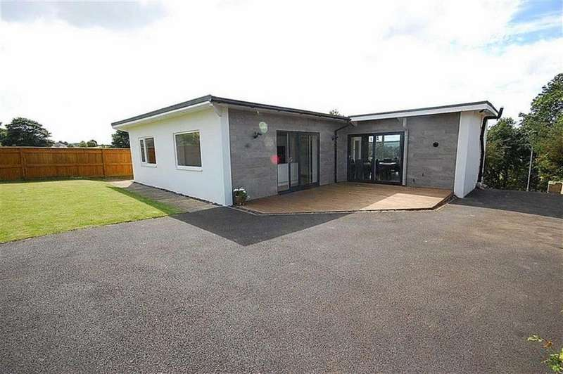 3 Bedrooms Detached Bungalow for sale in New Laithe Hill, Newsome, Huddersfield, HD4