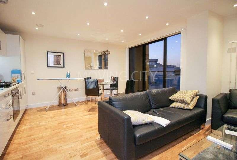 1 Bedroom Flat for sale in Arc House, Tanner Street, London Bridge, SE1