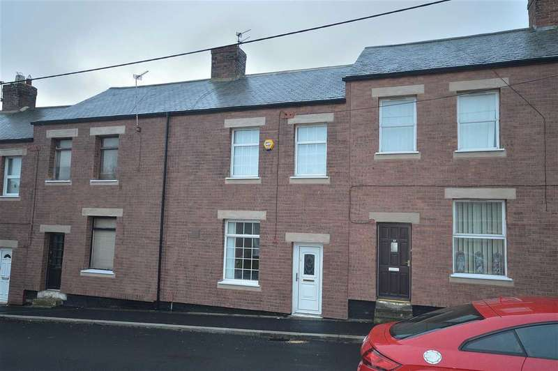2 Bedrooms Terraced House for sale in Pine Street, Stanley