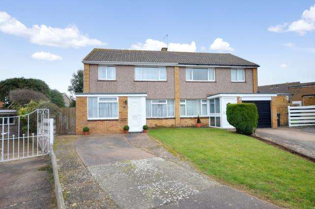 4 Bedrooms Semi Detached House for sale in Gilbert Avenue, Broadfields, Exeter, Devon