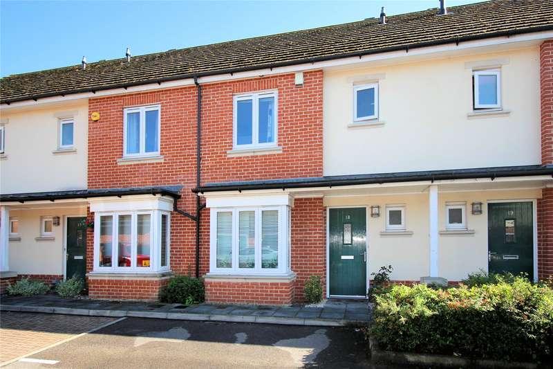 2 Bedrooms Terraced House for sale in Henage Lane, Woking, Surrey, GU22