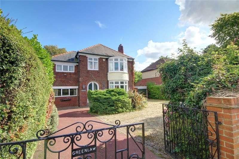 4 Bedrooms Detached House for sale in Pittington Road, Rainton Gate, Durham, DH5
